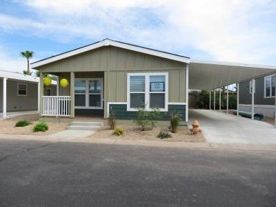 Mobile Home at 10960 N 67Th Avenue #53 Glendale, AZ 85304