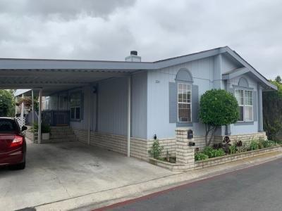 Mobile Home at 12300 Lilac Ave #204 Santa Ana, CA 92704