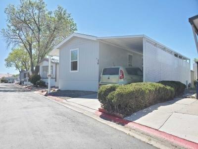 Mobile Home at 2301 Oddie Bl # 76 Reno, NV 89512