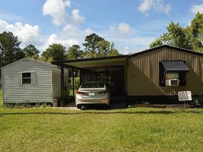 Mobile Home at 1699 N Jungle Den Rd Astor, FL 32102