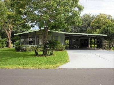 Mobile Home at 11 Robin Road Wildwood, FL 34785