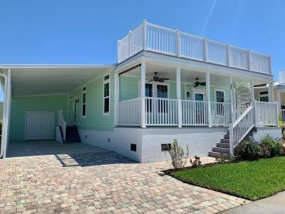 Mobile Home at 88 Ne Ocean Breeze Dr Jensen Beach, FL 34957