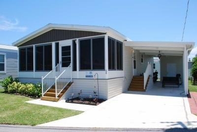 Mobile Home at 68 Hopetown Road Micco, FL 32976