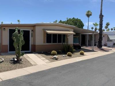 Mobile Home at 303 S Recker Rd Lot 215 Mesa, AZ 85206