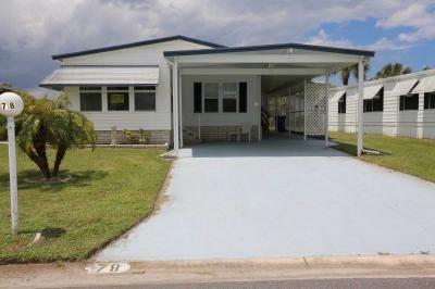 1405 82Nd Ave Lot 78 Vero Beach, FL 32966