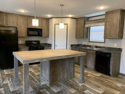 Mobile Home at 1678 Glenbro Court Grass Lake, MI 49240