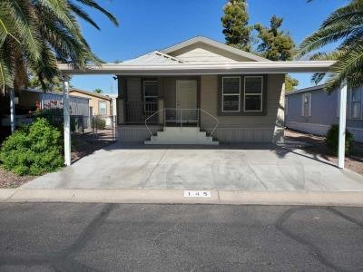 Mobile Home at 2609 W. Southern Ave #145 Tempe, AZ 85282