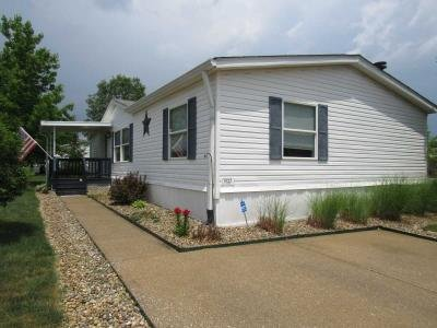 Mobile Home at 8722 Skiles Place Indianapolis, IN 46234