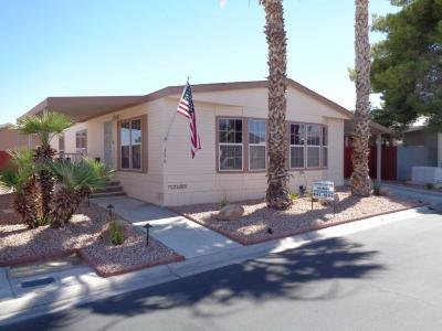 Mobile Home at 6420 E Tropicana Las Vegas, NV 89122