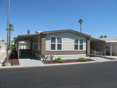 Mobile Home at 2900 S. Valley View Blvd. #166 Las Vegas, NV 89102