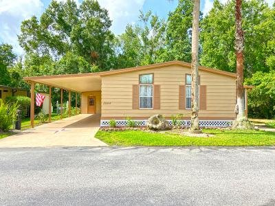 Mobile Home at 8944 Sugar Bush Path Homosassa, FL 34448
