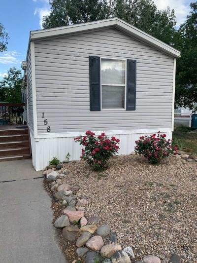 Mobile Home at 2700 W Cst #158 Greeley, CO 80631