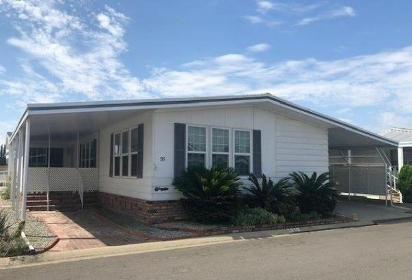 1977 Golden West Aquarius Manufactured Home