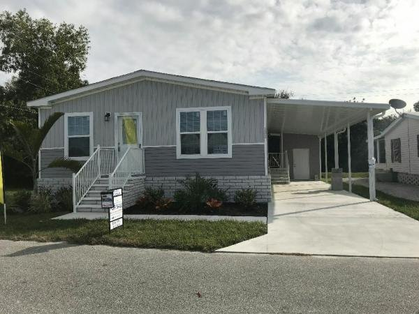 2019 Clayton - Richfield Kendall 48' Mobile Home