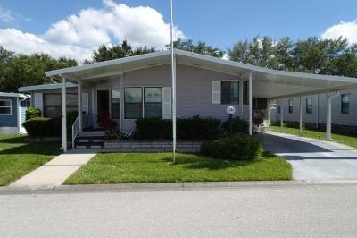 Mobile Home at 5707 45Th Street East Unit # 183 Bradenton, FL 34203
