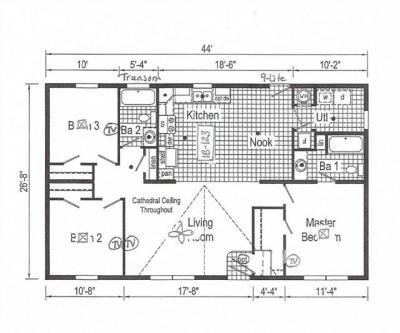 Mobile Home at 2898 Route 9W Lot 46 New Windsor, NY 12553