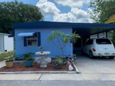 Mobile Home at 7430 Carnival Lane New Port Richey, FL 34653