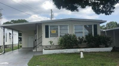 Mobile Home at 4000 24Th Street North, Lot 1016 Saint Petersburg, FL 33714
