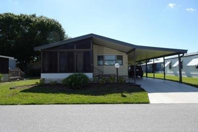 Mobile Home at 5707 45Th Street East Unit # 159 Bradenton, FL 34203