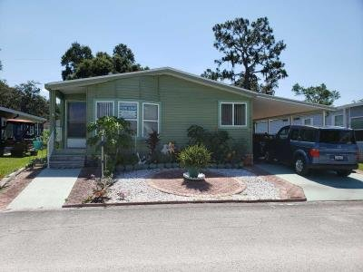 Mobile Home at 4814 Lakeland Harbor Circle Lakeland, FL 33805