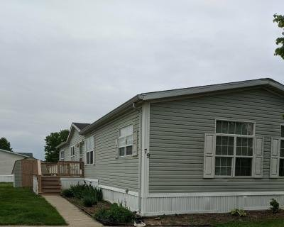 Mobile Home at 79 Malat Drive Greenwood, IN 46143