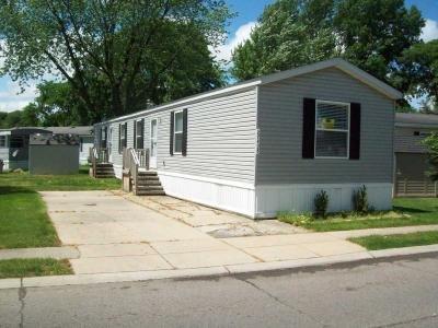 Mobile Home at 27438 Legrand Blvd., #210 Romulus, MI 48174