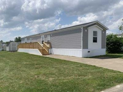 Mobile Home at 6764 Glick Dr Columbus, IN 47201