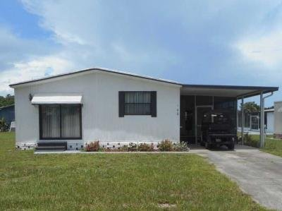 Mobile Home at 166 Azalea Drive Fruitland Park, FL 34731
