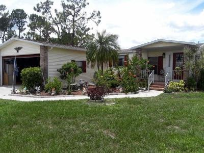 Mobile Home at 19482 Saddlebrook Ct., #49H North Fort Myers, FL 33903