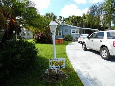 Mobile Home at 5684 Hemingway Fort Pierce, FL 34982