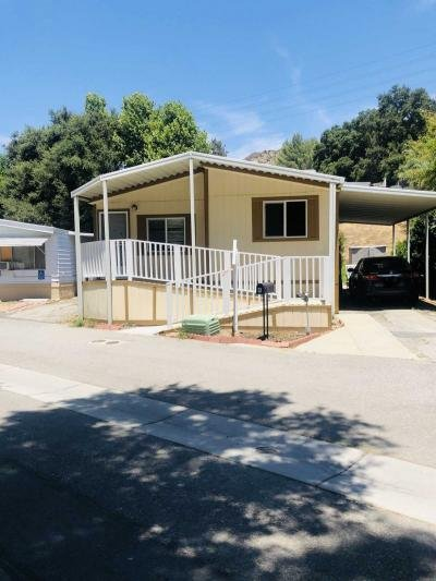Mobile Home at 23500 The Old Rd #8 Newhall, CA 91321
