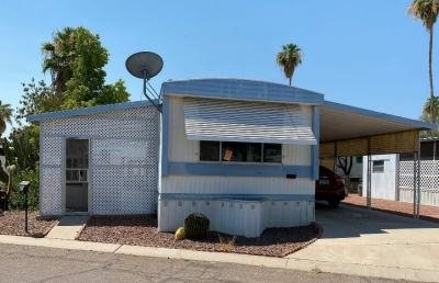 Mobile Home at 701 S. Dobson Rd. Lot 269 Mesa, AZ 85202