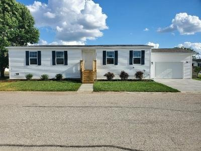 Mobile Home at 4825 Colonial Dr Monee, IL 60449