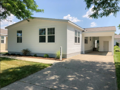 Mobile Home at 7722 Nightingale Dr. Grand Rapids, MI 49508