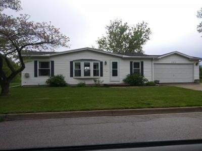 Mobile Home at 2912 Hyde Park Bay City, MI 48706