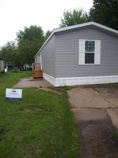 Mobile Home at 3332 Sherwood Bay City, MI 48706