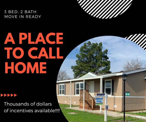 2018 CMH Mobile Home