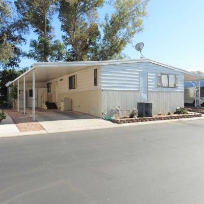 Mobile Home at 4550 N. Flowing Wells Rd., #166 Tucson, AZ 85705