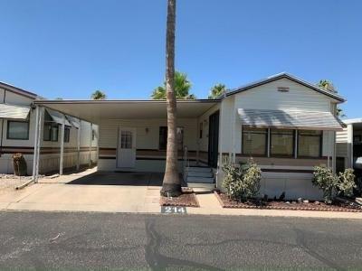 Mobile Home at 8701 S. Kolb Rd., #06-214 Tucson, AZ 85756