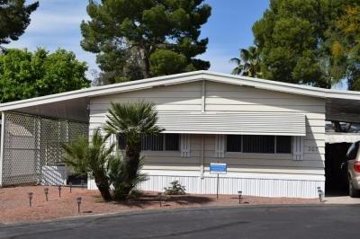 Mobile Home at 2121 S. Pantano Rd #207 Tucson, AZ 85710