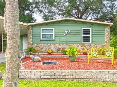 Mobile Home at 8340 W. Promenade Drive Homosassa, FL 34448
