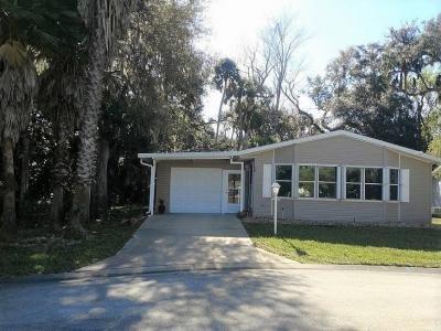 Mobile Home at 28 Galemont Drive Flagler Beach, FL 32136