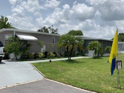Mobile Home at 825 Holiday Court Kissimmee, FL 34741