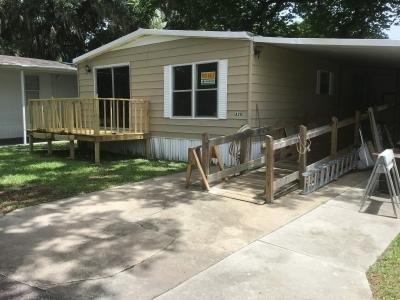 Mobile Home at 1703 Magnolia Ave, Lot #a-20 South Daytona, FL 32119
