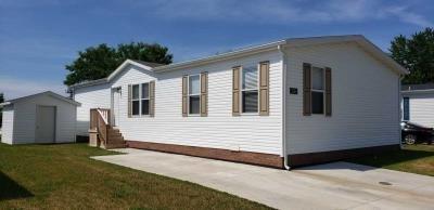 Mobile Home at 3289 Abbington Jackson, MI 49201