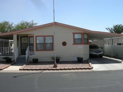 Mobile Home at 8401 S. Kolb Rd. #150 Tucson, AZ 85756