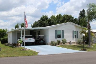 Mobile Home at 3502 Heritage Lakes Blvd. North Fort Myers, FL 33917