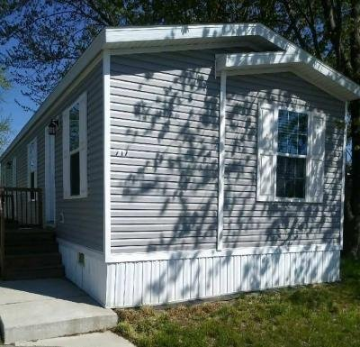 Mobile Home at 41275 Old Michigan Ave. #717 Canton, MI 48188
