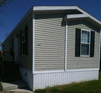 Mobile Home at 41275 Old Michigan Ave. #407 Canton, MI 48188
