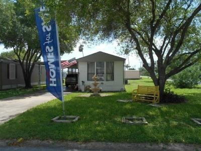 Mobile Home at 1701 N International Blvd. #H10 Weslaco, TX 78596